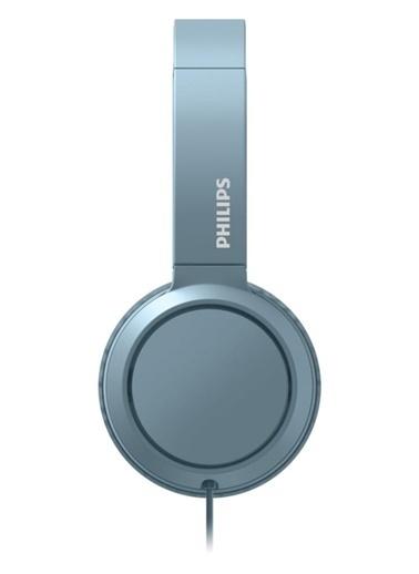 Philips Philips Tah4105 Mavi Kablolu Kulak Üstü Kulaklık Renkli